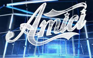 TV ON AIR Amici Canale 5 | Clonwerk