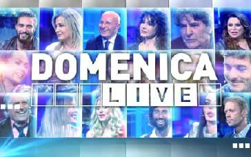 TV ON AIR Domenica Live | Canale 5 | Clonwerk
