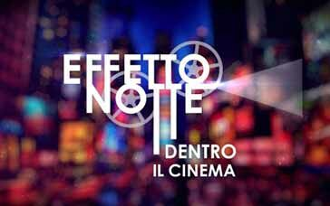 TV ON AIR Effetto Notte - Dentro il cinema | TV2000 | Clonwerk