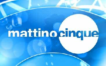 TV ON AIR Mattino cinque | Canale5 | Clonwerk