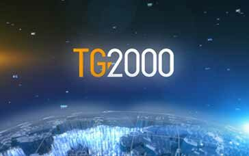 TV ON AIR TG 2000 | TV2000 | Clonwerk