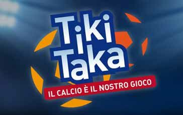 TV ON AIR Tiki Taka Italia1 | Clonwerk