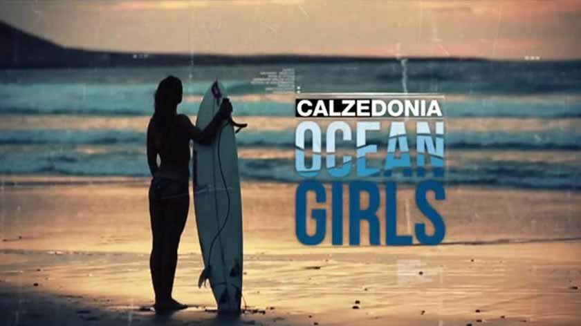 TV | Calzedonia ocean girls | Clonwerk